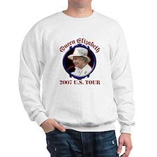 Queen Elizabeth 2007 US Tour Sweatshirt