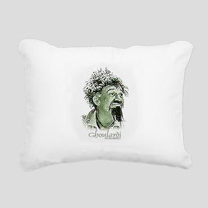 GhoulardiRemembered Rectangular Canvas Pillow