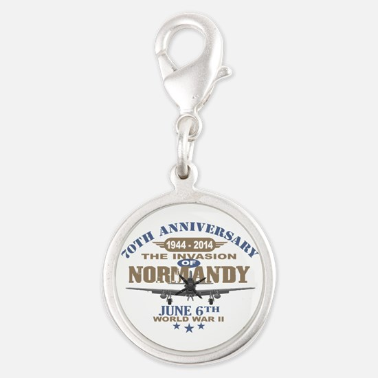 D-Day 70th Anniversary Battle of Normandy Charms