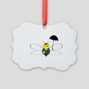 Mycroft Combs Picture Ornament