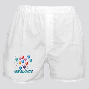 Graduation Balloons Boxer Shorts