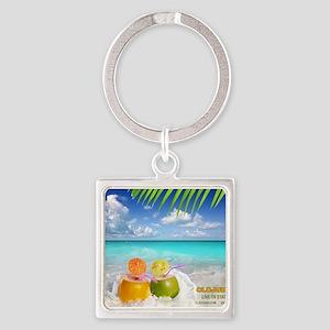 Summertime Beach Keychains
