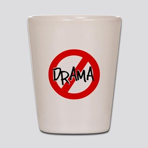 NO DRAMA Shot Glass
