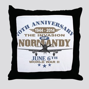 D-Day 70th Anniversary Battle of Normandy Throw Pi