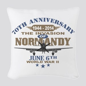 D-Day 70th Anniversary Battle of Normandy Woven Th
