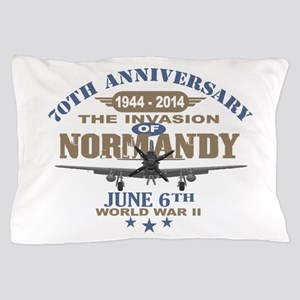 D-Day 70th Anniversary Battle of Normandy Pillow C