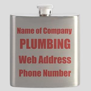 Plumbing Flask