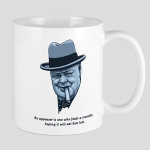 Churchill -Appeasers Mug