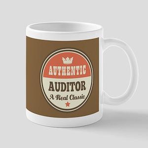 Vintage Auditor Design Gift Mugs