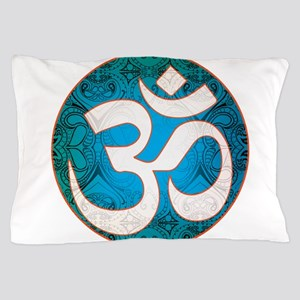 Pause and listen for the ohm Pillow Case