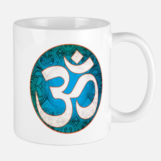 Pause and listen for the ohm Mugs