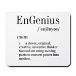 Engenius Defined Mousepad