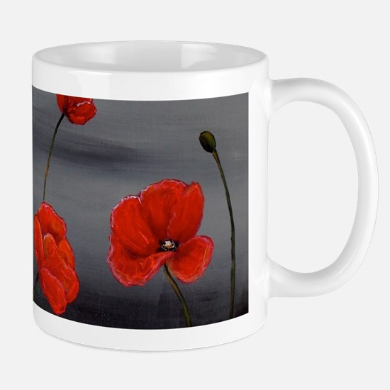 Show Off Poppies Mug