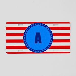 Attitude of the Nation Aluminum License Plate