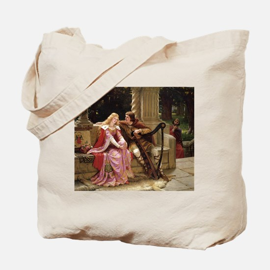 Tristan and Iseult by Leighton Tote Bag