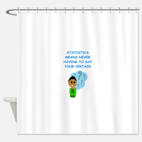 1 Shower Curtain