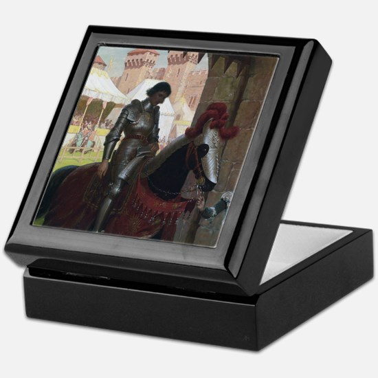 Vanquished Knight Keepsake Box