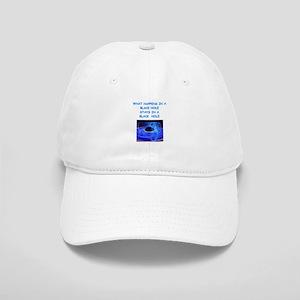 black hole Baseball Cap