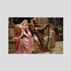 Tristan and Iseult by Leighton Magnets