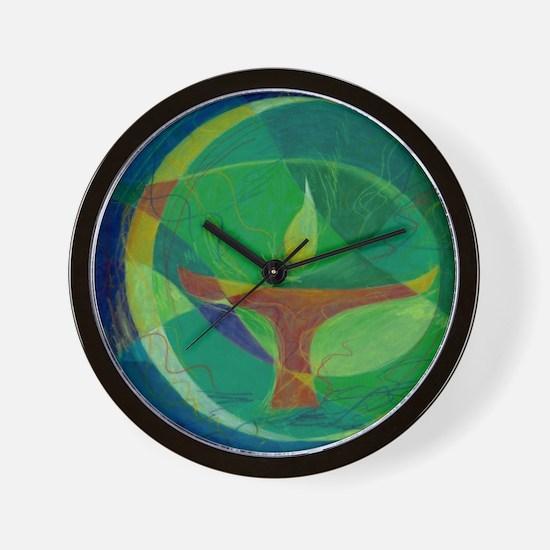 Let It Shine - UU Wall Clock