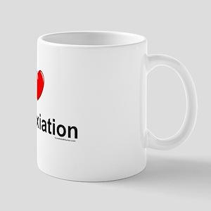 Asphyxiation Mug