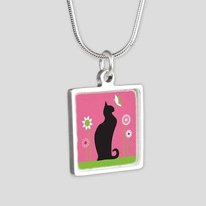 Black Cat Necklaces