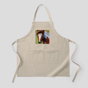 Chincoteague Pony Foal Apron