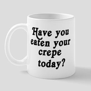 crepe today Mug