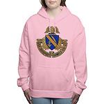 USS JOSEPHUS DANIELS Women's Hooded Sweatshirt