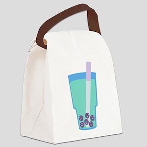 bubble-tea_tr Canvas Lunch Bag