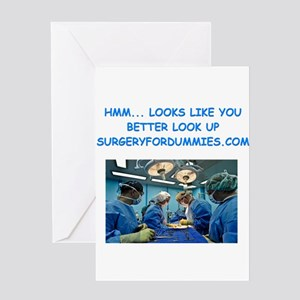 DOCTOR1 Greeting Cards