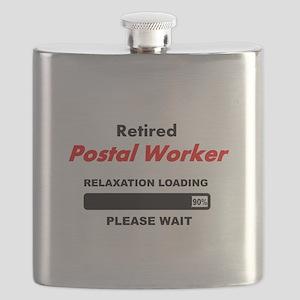 LOADING RET POSTAL WORKER Flask