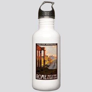vintage alcohol Stainless Water Bottle 1.0L