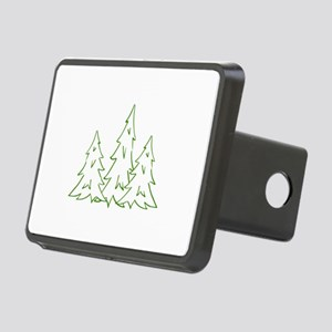 Three Pine Trees Hitch Cover