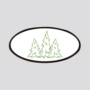 Three Pine Trees Patches