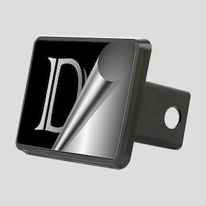 Steel Peel D Hitch Cover