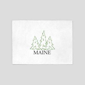 Maine 5'x7'Area Rug