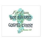 Romans 1:15 Posters