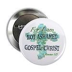 """Romans 1:15 2.25"""" Button"""