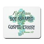 Romans 1:15 Mousepad