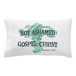 Romans 1:15 Pillow Case