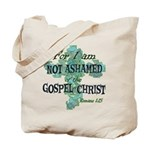 Romans 1:15 Tote Bag