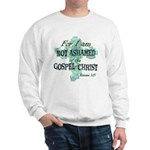 Romans 1:15 Sweatshirt
