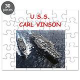 Navy ships carl vinson Puzzles