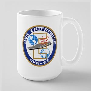 USS Enterprise CVN-65 Mugs