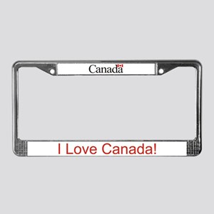 Classic Cool Gov - License Plate Frame