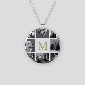 Your Photos Here - Photo Block Necklace