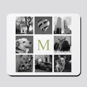 Your Photos Here - Photo Block Mousepad