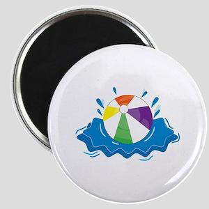 Beach Ball Magnets