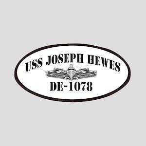 USS JOSEPH HEWES Patch
